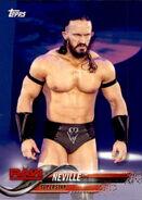 2018 WWE Wrestling Cards (Topps) Neville 67