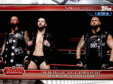2019 WWE Road to WrestleMania Trading Cards (Topps) The Bálor Club (No.20)