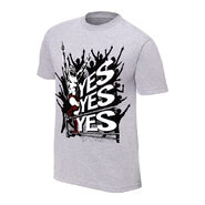 Daniel Bryan Yes Revolution Special Edition Youth Authentic T-Shirt