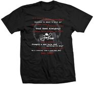 Jim Ross Jim Ross Quotes T-Shirt