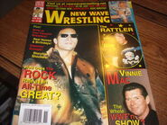 New Wave Wrestling - November 2000