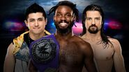 RB 2016 Cruiserweight Triple Threat
