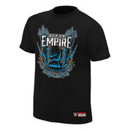 Roman Reigns Spare No One, Spear Everyone Authentic T-Shirt