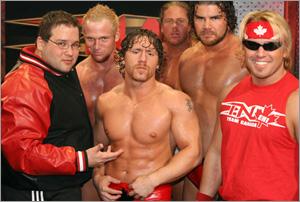 Image Team Canada Tnajpg Pro Wrestling Fandom Powered By Wikia