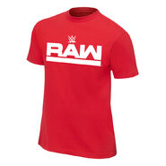 WWE Team RAW T-Shirt