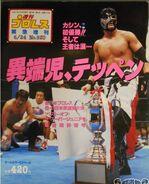 Weekly Pro Wrestling 920