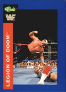 1991 WWF Classic Superstars Cards Legion Of Doom 112