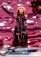 2018 WWE Wrestling Cards (Topps) Natalya 66