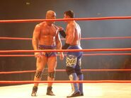 A.J. Styles and Kurt Angle 2