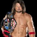 AJ Styles United States Championship