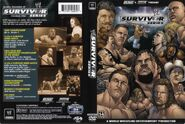 Survivor Series 2004 DVD
