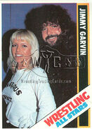 1985 Wrestling All Stars Trading Cards Jimmy Garvin 39