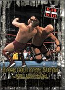 2001 WWF RAW Is War (Fleer) Stone Cold Steve Austin vs. William Regal 86