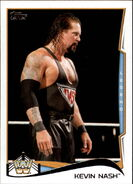 2014 WWE (Topps) Kevin Nash 104