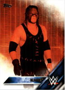 2016 WWE (Topps) Then, Now, Forever Kane 127