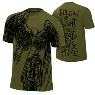 Bray Wyatt Follow The Light Youth Authentic T-Shirt