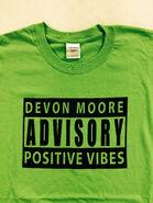 Devon Moore Advisory T-Shirt