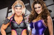 Divas Champion Beth Phoenix vs. Eve (Title Match)