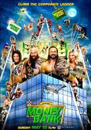 Money in the Bank 2020poster