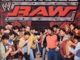 WWE Raw Magazine - January 2005
