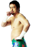 Ryusuke Taguchi NJPW