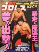 Weekly Pro Wrestling 1063