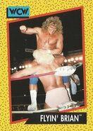 1991 WCW (Impel) Flyin' Brian 61