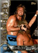 2017 Legends of WWE (Topps) Michael P.S. Hayes 61