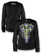Jeff Hardy Spin Cross Long Sleeve T-Shirt