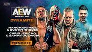 October 9, 2019 AEW Dynamite 2