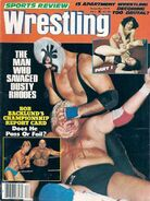 Sports Review Wrestling - December 1978