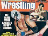 Sports Review Wrestling - December 1978