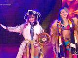 The Kabuki Warriors/Event history