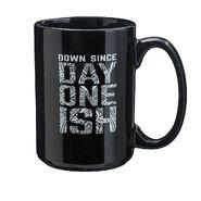 The Usos Since Day One Ish 15 oz. Mug