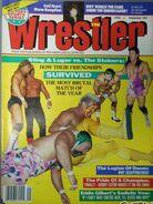 The Wrestler - September 1991