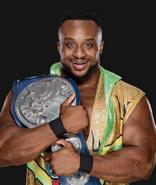 WWEBigEWWESmackdownTagTeamChampion
