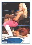 2012 WWE (Topps) Natalya 60