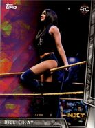 2018 WWE Women's Division (Topps) Billie Kay 34