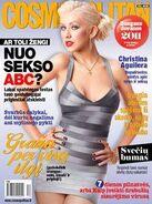Cosmopolitan (Lithuania) - January 2011