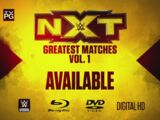 First Look:NXT's Greatest Matches Vol 1