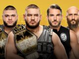 NXT TakeOver: Chicago Authors of Pain v Johnny Gargano & Tommaso Ciampa
