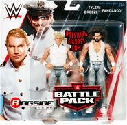 WWE Battle Packs 54 Fashion Police