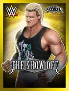 WWE Champions Poster - 024 DolphZigglerShirt