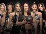 NXT TakeOver: WarGames 2019 Women's WarGames match