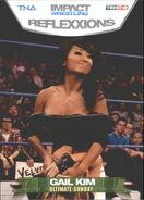 2012 TNA Impact Wrestling Reflexxions Trading Cards (Tristar) Gail Kim 68