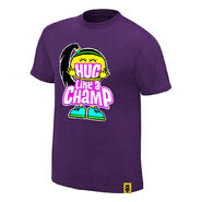 Bayley Hug Like A Champ Youth Authentic T-Shirt