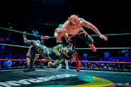 CMLL Martes Arena Mexico (January 7, 2020) 15