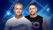 Hell in a Cell 2017 Shane McMahon vs. Kevin Owens