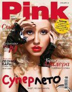 Pink (Ukraine) - August 2010