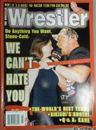 The Wrestler - May 2001